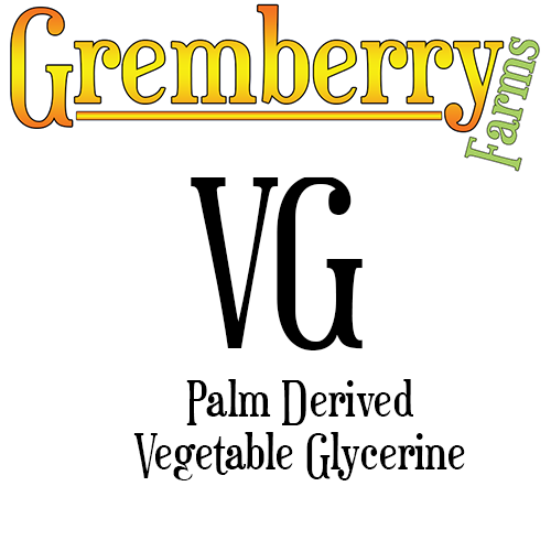 vegetable glycerine (GRM)