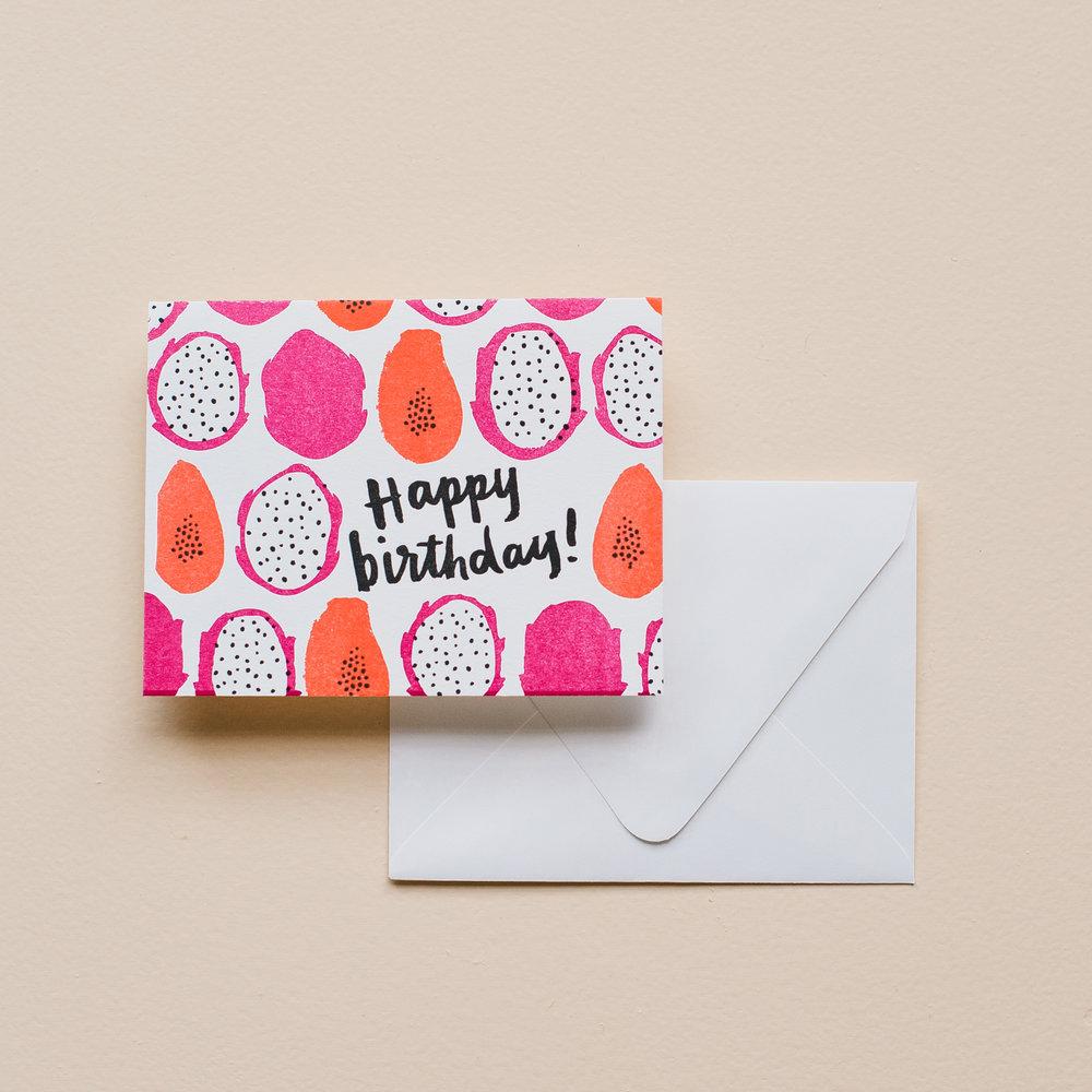 Papaya Birthday