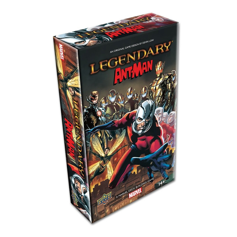 LEGENDARY: A MARVEL DECK BUILDING GAME - ANT-MAN SMALL BOX EXPANSION