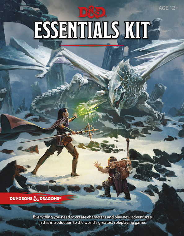 DUNGEONS AND DRAGONS: ESSENTIALS KIT