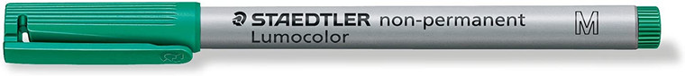 WATER SOLUBLE MARKER: GREEN