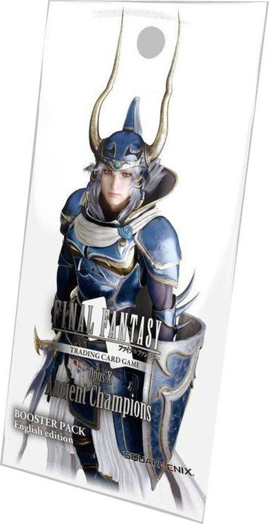 FINAL FANTASY TCG: OPUS X BOOSTER PACK