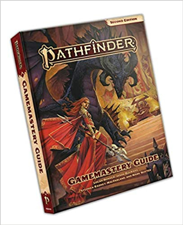 PATHFINDER RPG - SECOND EDITION: GAMEMASTERY GUIDE