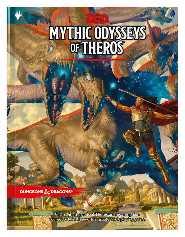 DUNGEONS & DRAGONS 5E: MYTHIC ODYSSEYS OF THEROS