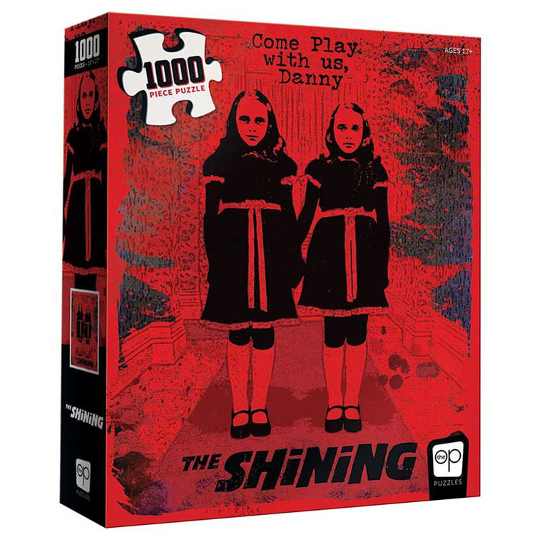 THE SHINING: COME PLAY WITH US 1000 PIECE PUZZLE