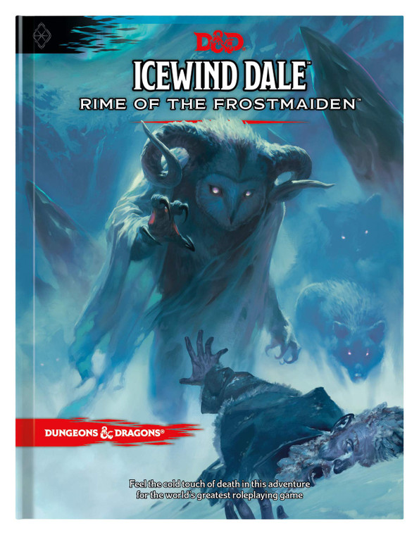 DUNGEONS & DRAGONS 5E: ICEWIND DALE - RIME OF THE FROST MAIDEN