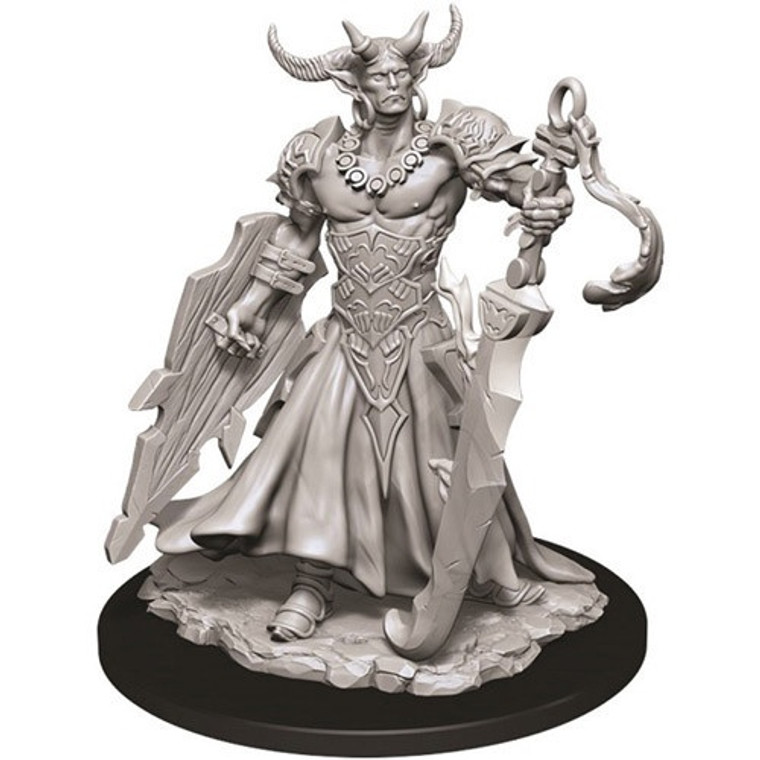 PATHFINDER: DEEP CUTS UNPAINTED MINIATURES - GENIE EFREETI (NEW)