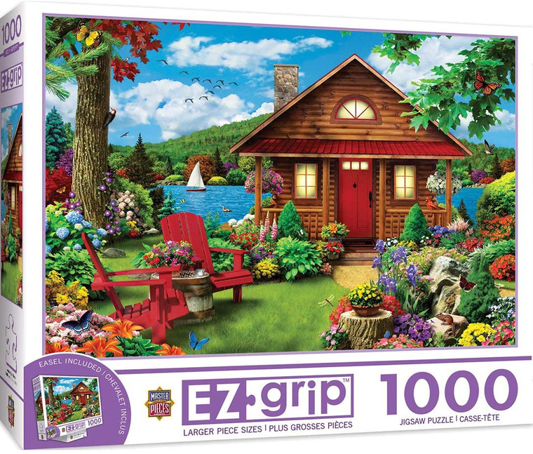 A PERFECT SUMMER 1000 PIECE PUZZLE