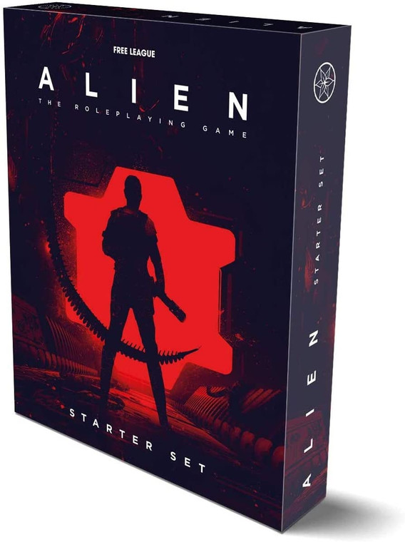 ALIEN: THE ROLEPLAYING GAME STARTER SET