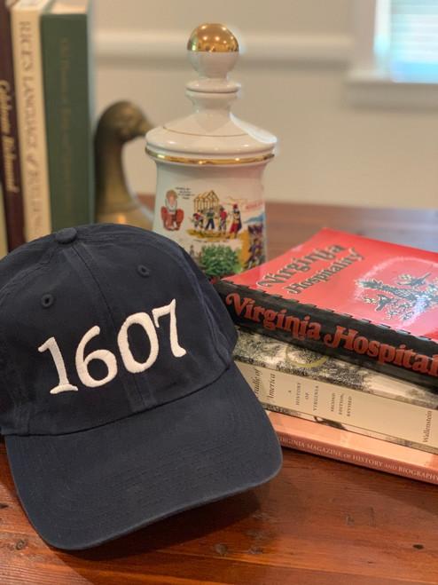 1607 Navy Hat