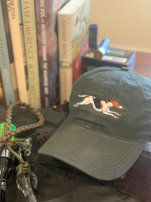 Foxhound Waxed Cotton Hat