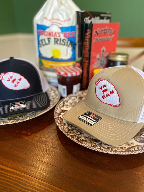 Virginia Ham Trucker Hat R112