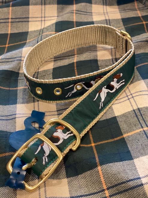 Foxhound Dog Collar