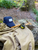 Virginia Fly Fishing, Virginia on the Fly Performance Hat, Performance Hat, Fly Rod Hat, Virginia Hat, Navy Performance hat
