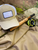 Virginia on the Fly Trucker Hat, Virginia Fly Fishing Hat, Fly Fishing Hat, Patch Hat, Virginia on the Fly Patch, Khaki