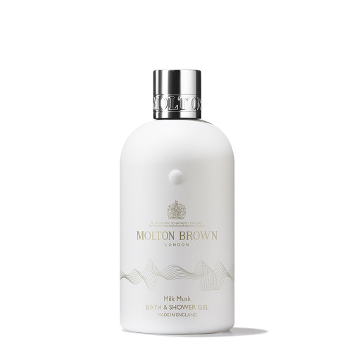 Milk Musk Bath & Shower Gel