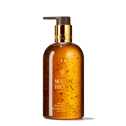 Mesmerising Oudh Accord & Gold Fine Liquid Hand Wash