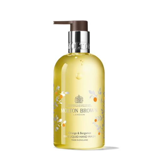 Limited Edition Orange & Bergamot Fine Liquid Hand Wash