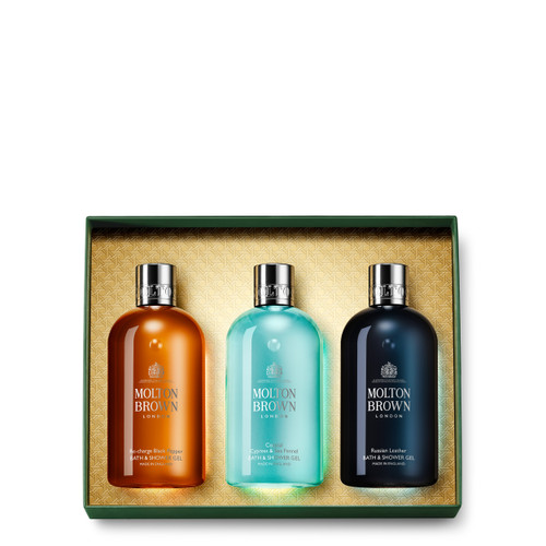 Woody & Aromatic Collection