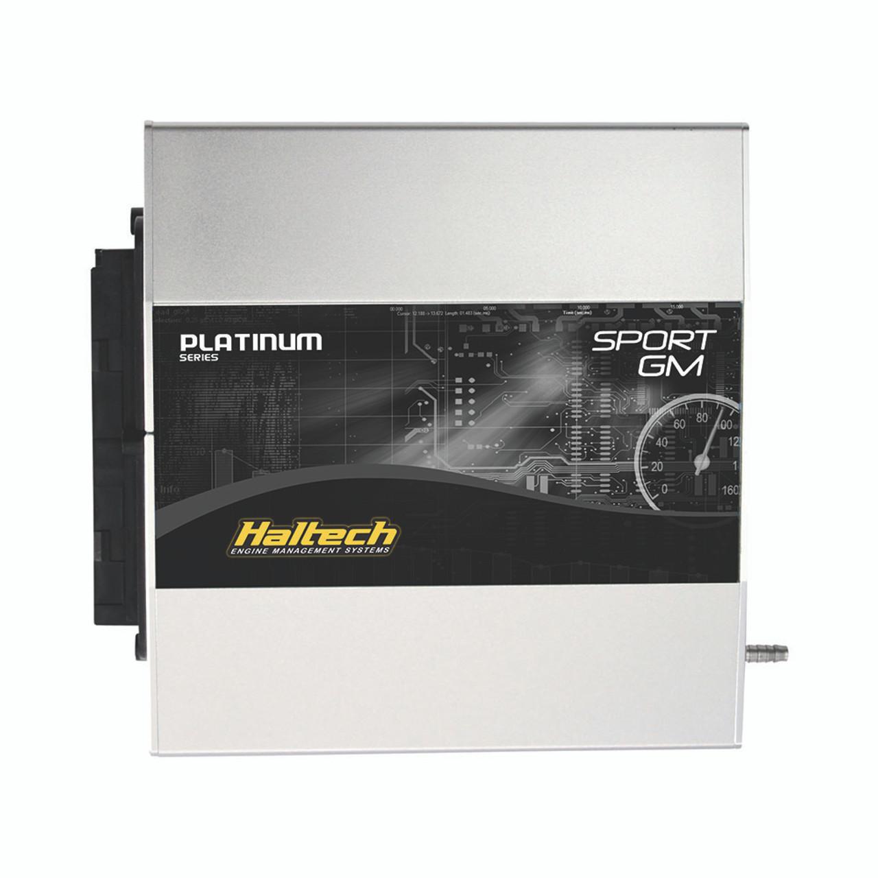 HALTECH (HT-051100) PLATINUM PRO DIRECT PLUG-IN ECU, ENGINE MANAGEMENT  SYSTEM, GM VEHICLES (V8 TBI & TPI)