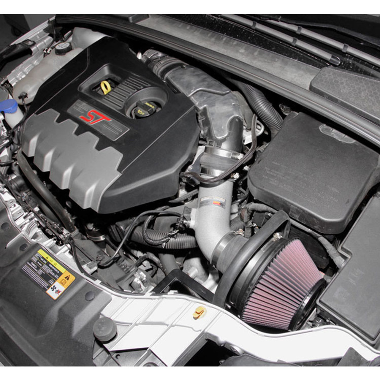 Ford Focus St Cold Air Intake >> K N 69 3518ts Cold Air Intake System Ford Focus St 2013 18