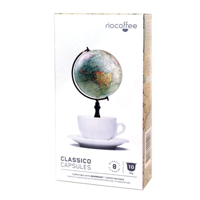 Classico Coffee Pods (6 x 10)