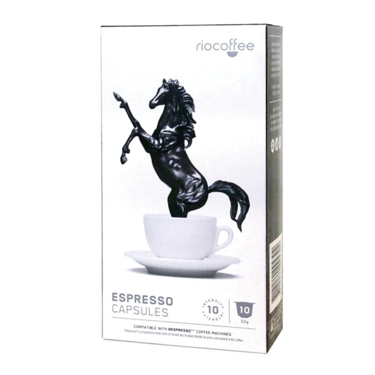 Espresso Coffee Pods 10 (6 x 10)