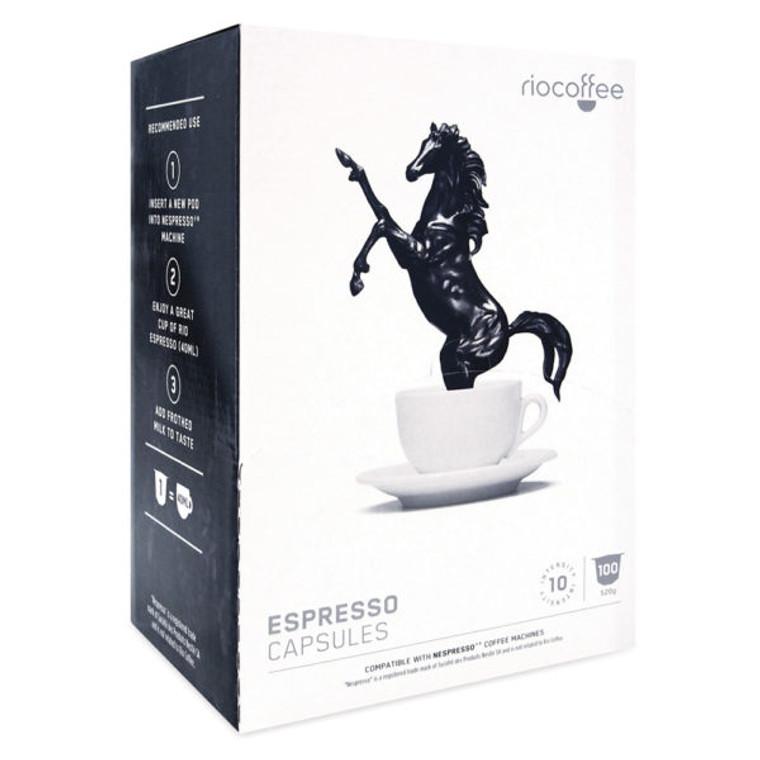 Espresso Coffee Pods (100)