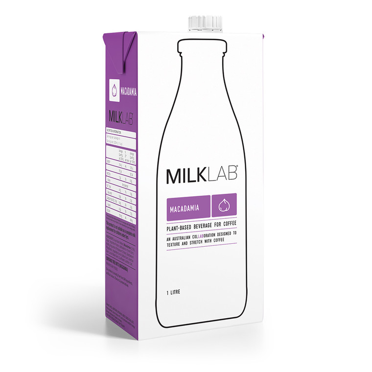 MilkLab Macadamia (8 x 1L)