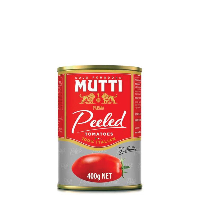 Mutti Whole Peeled Tomatoes (12 x 400g)