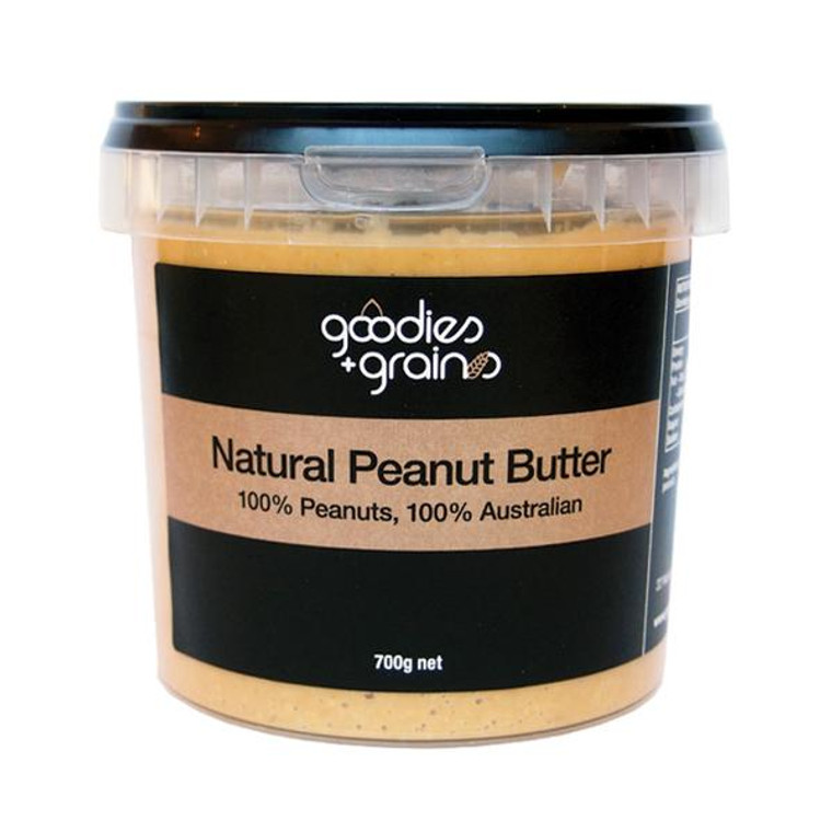 Natural Peanut Butter 2kg