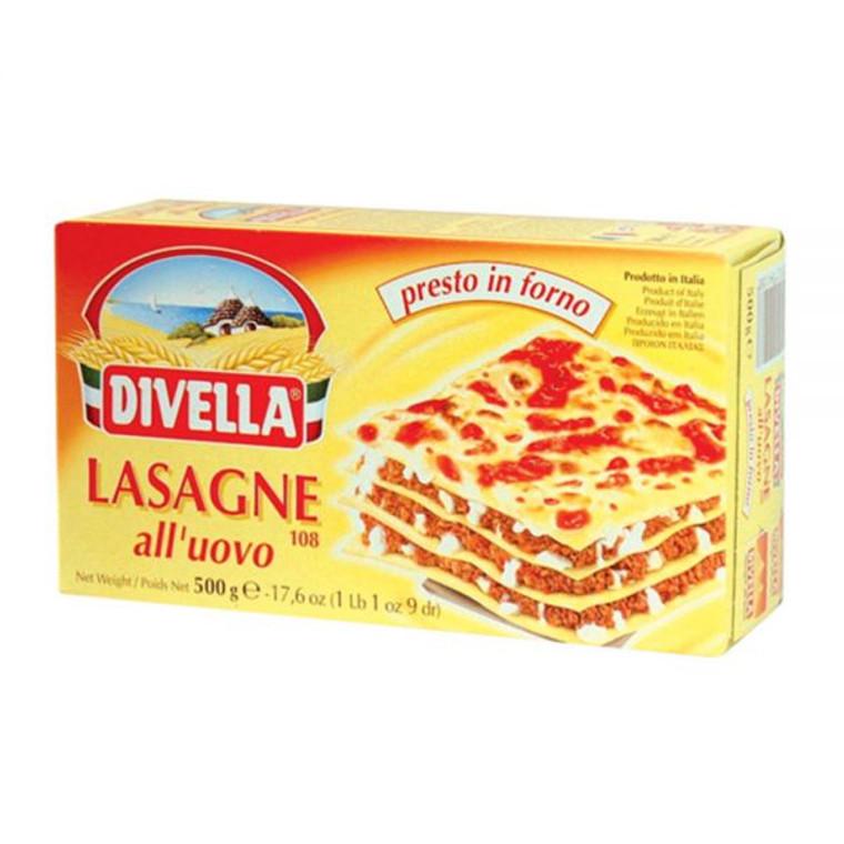 Divella Lasagne 108
