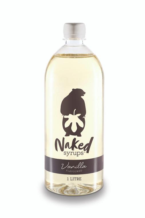 Naked Syrup Vanilla 1L
