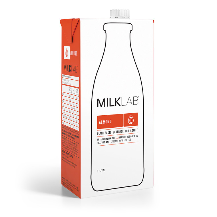MilkLab Almond (8 x 1L)