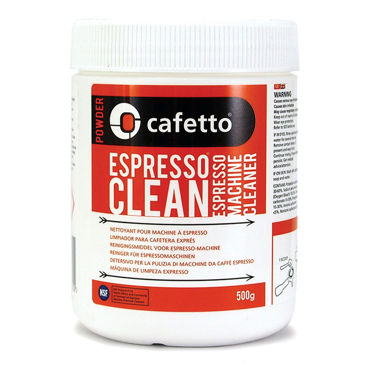 Cafetto Espresso Clean 500gm