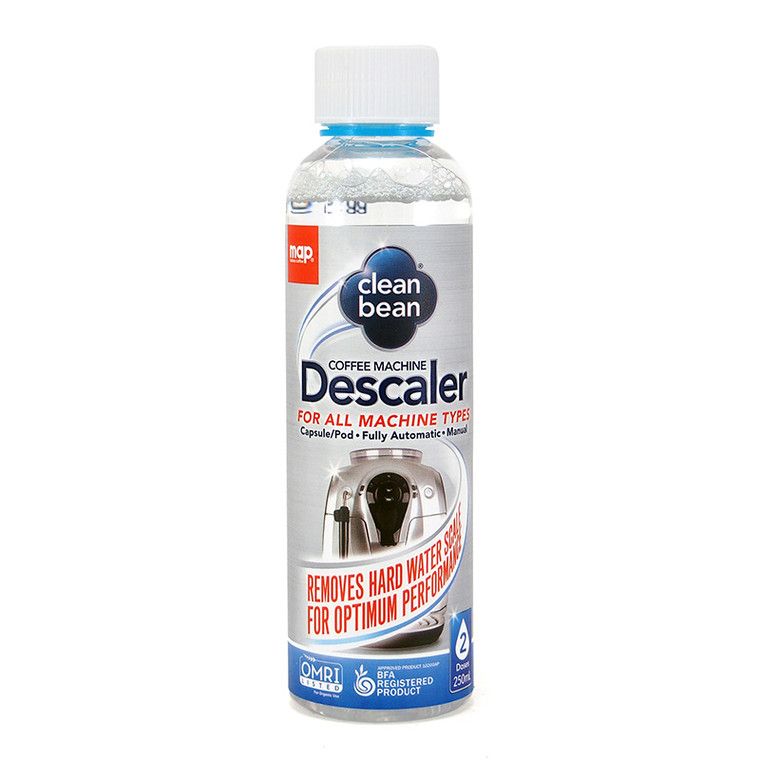 Clean Bean Coffee Machine Descaler