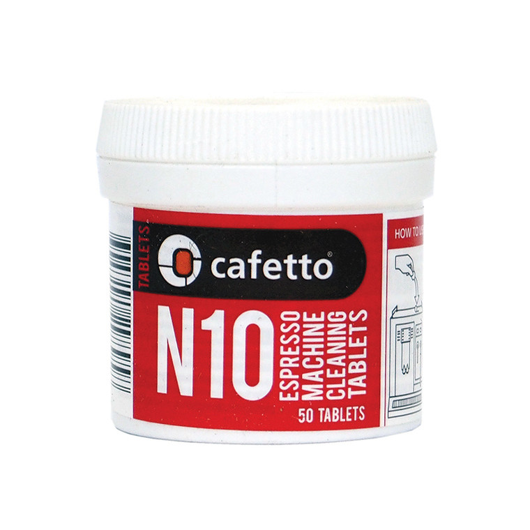 Cafetto N10 Cleaning Tablets 50PK