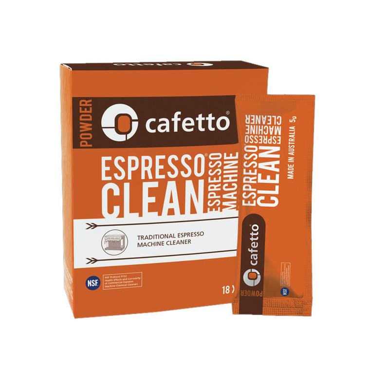 Cafetto Espresso Clean 18x5g