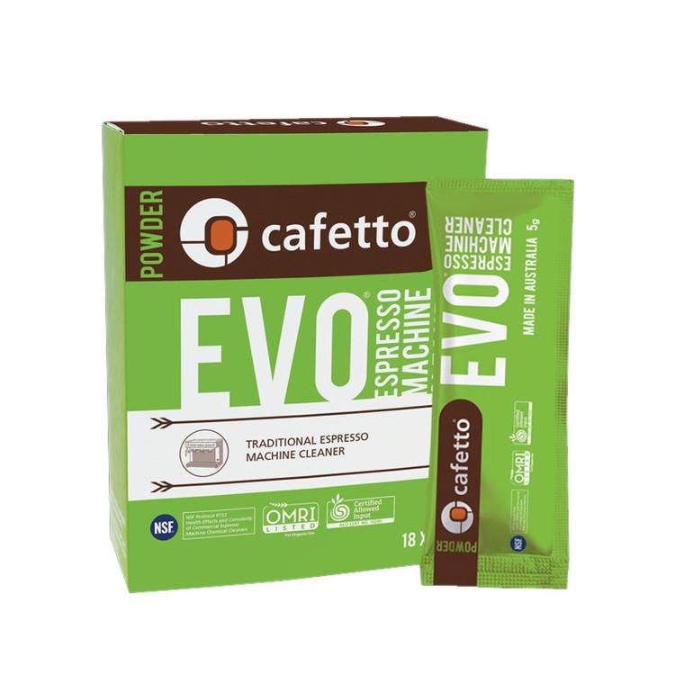 Cafetto EVO Espresso Clean 18x5g