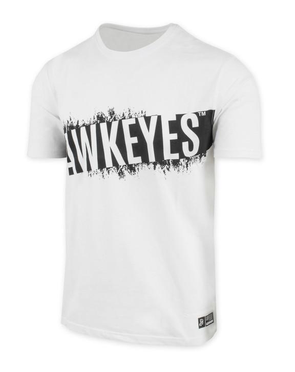 Aisley White T-Shirt