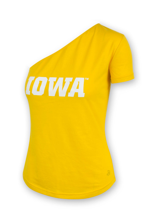 Elizabeth Off Shoulder Iowa