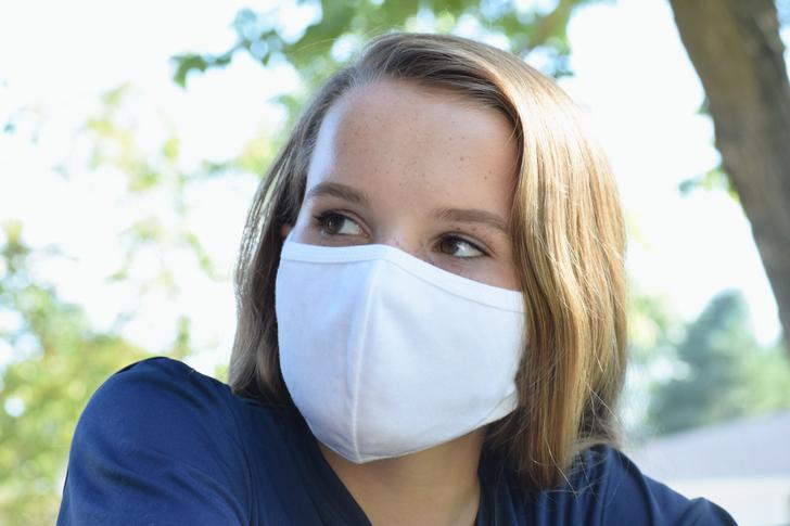 Intermediate Youth Reusable Face Masks 10pk.