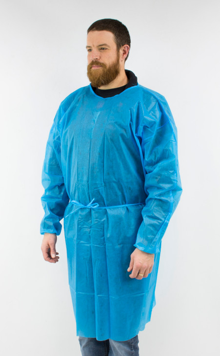 Level 2 Disposable Non-Woven Gown