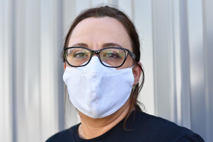 Fog Reducing Reusable Face Mask 10 Pk