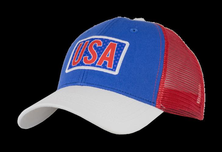 USA Patriotic Cap Toddler
