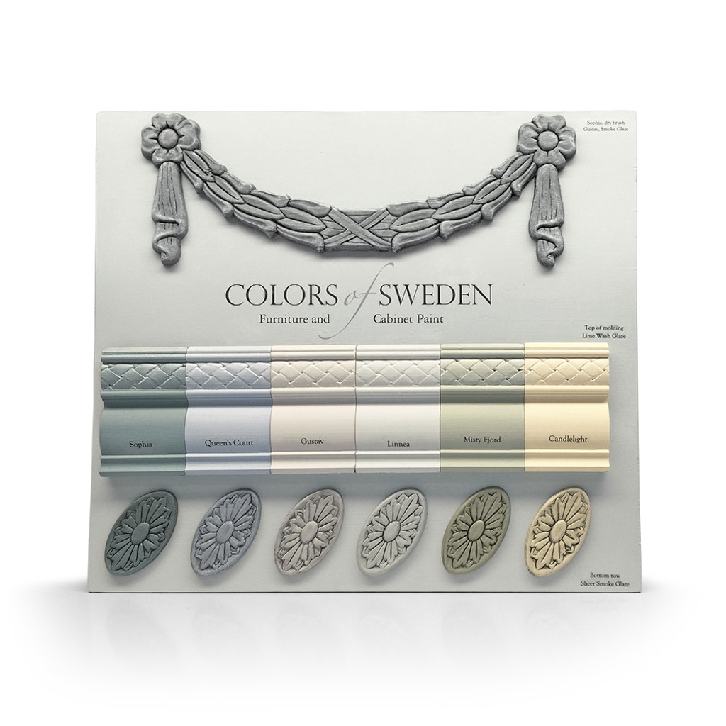 Colors of Sweden Collection