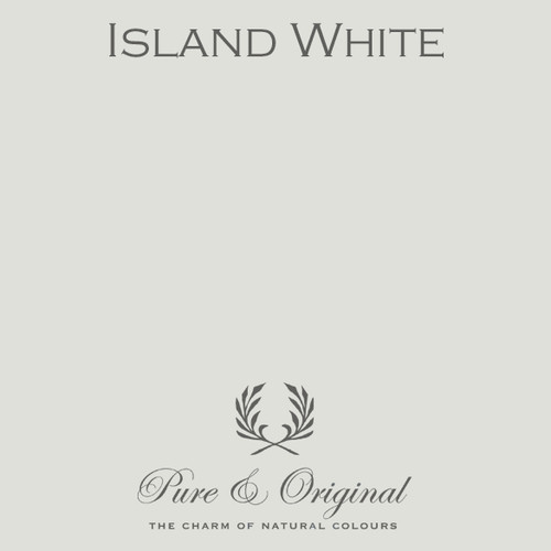 Pure & Original Classico Chalk Based Paint in Island White (Also available in Fresco Lime Paint or Marrakech Wall Paint)