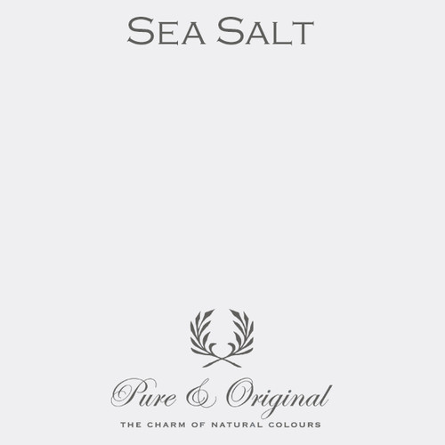 Pure & Original Classico Chalk Based Paint in Sea Salt (Also Available in Fresco Lime Paint and Marrakech Wall Paint)