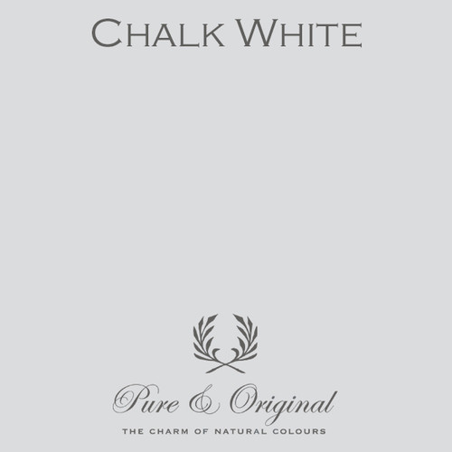 Pure & Original Classico Chalk Based Paint in Chalk White (Also Available in Fresco Lime Paint and Marrakech Wall Paint)