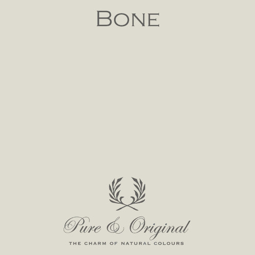 Pure & Original Classico Chalk Based Paint in Bone (Also Available in Fresco Lime Paint and Marrakech Wall Paint)